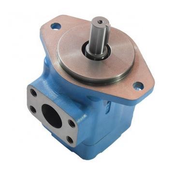 Vickers PV040R1K1KJNMMC+PV040R1L1KJNMM Piston Pump PV Series