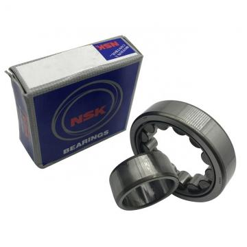 CONSOLIDATED BEARING WC87501  Single Row Ball Bearings