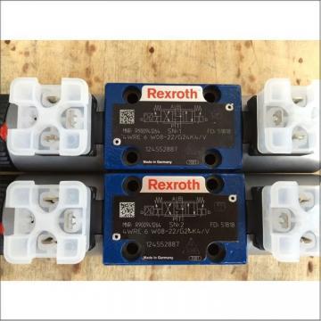 REXROTH S6A1.0  Valves